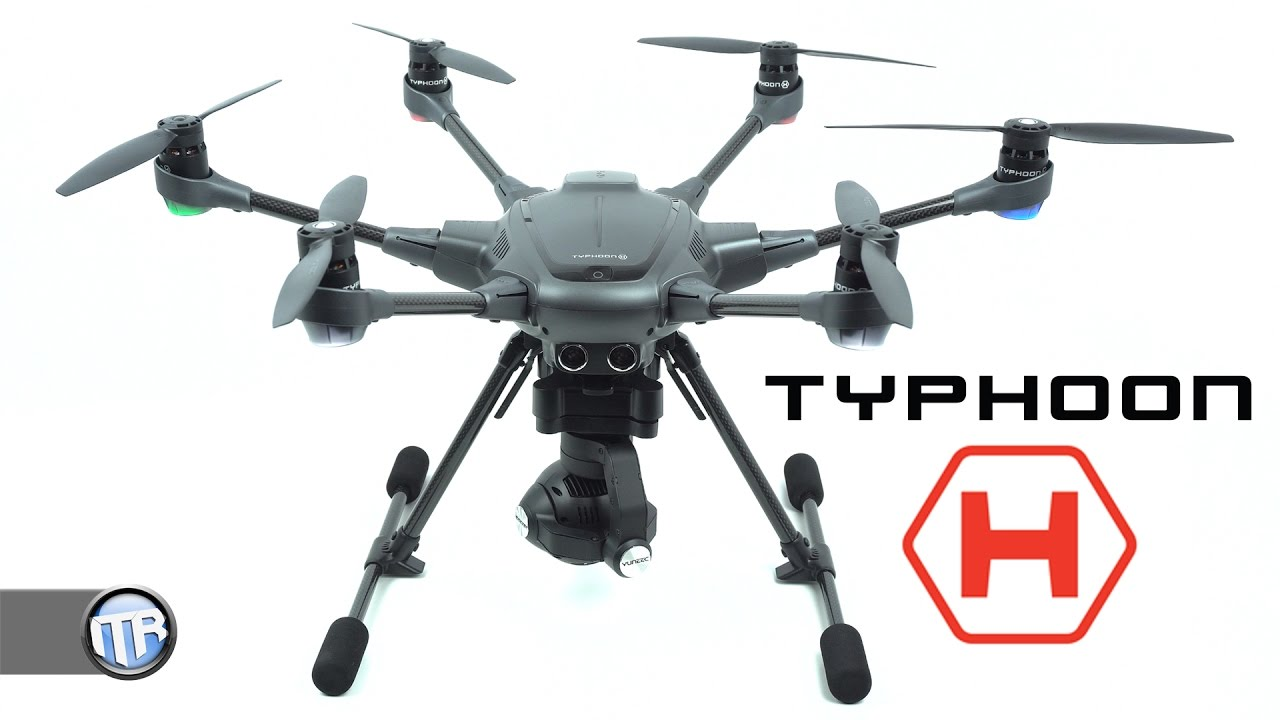 Typhoon H Pro >> Faszination Drohne: Yuneec Typhoon H Pro Hexacopter im ...