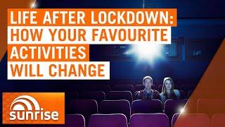 Coronavirus: Going To Restaurants, Cinemas And Gyms Post-pandemic | 7news