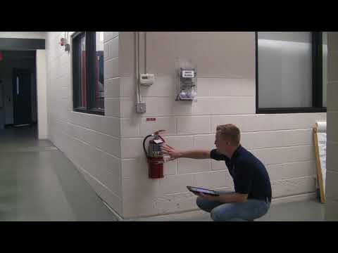Fire Extinguisher Visual Inspection
