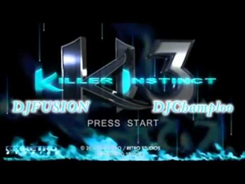Killer Instinct Rap Beat - Dj Fusion & Dj Champloo