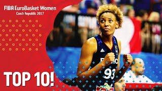 Top 10 - FIBA EuroBasket Women 2017