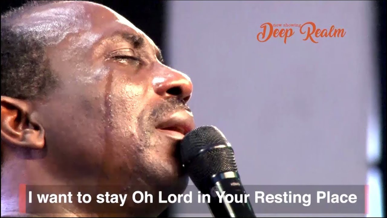Download I WANT TO LIVE WHERE YOU ARE by Dr Pastor Paul Enenche_