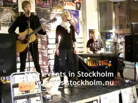 Hellsongs - Run To The Hills, Live at Bengans, Stockholm 3(4)