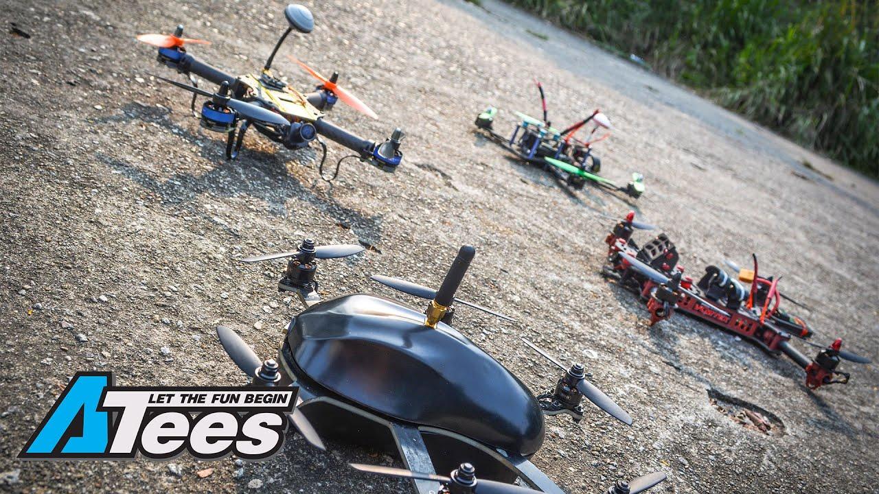 Adrenaline Junkies Beware - FPV Drones & Quads