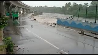 Bangalore Mysore road collapsed | Mysore road flood| Mysore flood