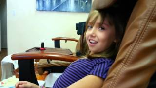 Massage chair Gone Horribly Wrong