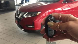 New 2017 Nissan Rogue - Best Features