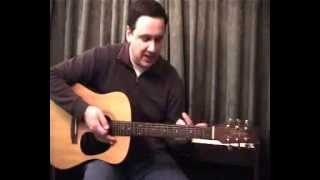 Michael Rays--How to Play The Love Cats by The Cure on Guitar