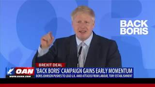 OAN - 'Back Boris' campaign gains early momentum