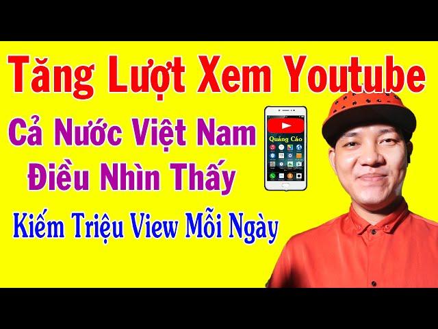 [Thế Tâm Youtube] Cách Quảng Cáo Video Youtube Ai Cũng Thấy Cực Dễ