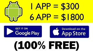 6 New Apps Pay You $1800+ FAST! ($300 Per App Download) Make Money Online | Branson Tay