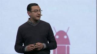 Google I/O 2010 - Keynote Day 2  Android Demo, pt. 2