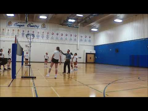 Training the Setter - Volleyball Alberta Coaching Symposium 2018