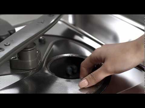 LG Dishwasher - Filters