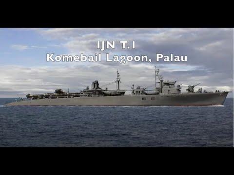 IJN T.1, Koror, Palau
