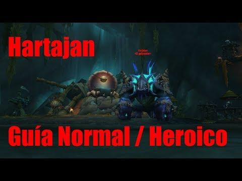 Guía de Hartajan Normal/Heroico - Tumba de Sargeras - World of Warcraft Legión