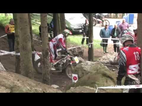 FIM European Trial Championship Bilstain 2015 by DVG production HD
