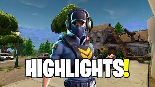 HIGHLIGHTS #1 | FORTNITE