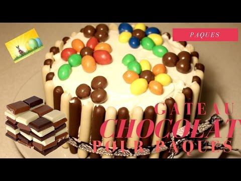 recette-du-gâteau-de-pâques-au-chocolat-réalisée-avec-le-thermomix