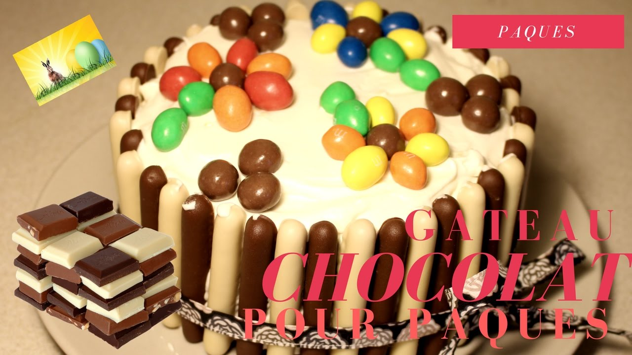 Gateau nid paques thermomix