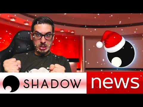 Shadow News - Shadow Hive Announcement, Multiple Screens and Shadow Ghost... [December 2018]