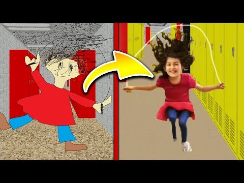 Real Life Playtime?!  | Baldi's Basics School of Mathematics