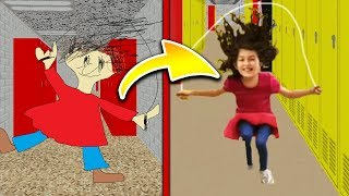 Real Life Playtime?!  | Baldi's Basics School of Mathematics