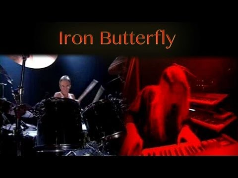Iron Butterfly - Iron Butterfly Theme