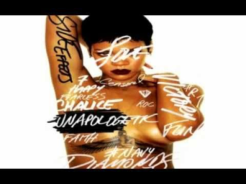 Rihanna  What Now unapologetic