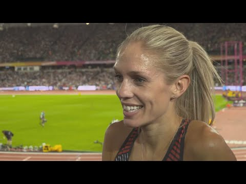 WCH 2017 London - Natasha Wodak CAN 10000 Metres Final