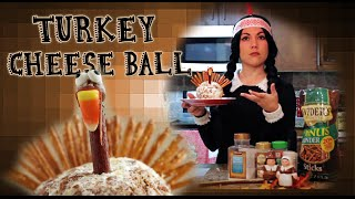 Turkey Cheese Ball - Baking Bad
