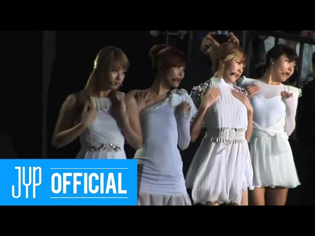 "miss A ""Love Alone"" M/V"