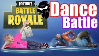 FORTNITE Dance Challenge! IN REAL LIFE | NINJA KIDZ TV thumbnail