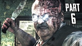 The Evil Within Walkthrough Gameplay Part 6 - Mad Doctor (PS4)