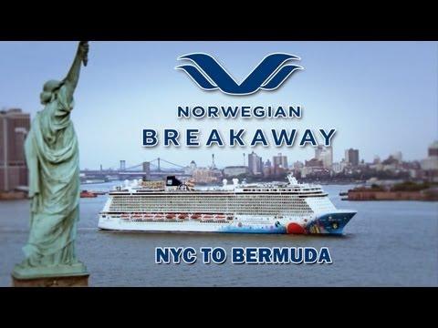 Norwegian Breakaway - NYC to Bermuda