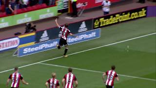 Blades 3-1 Derby - match action