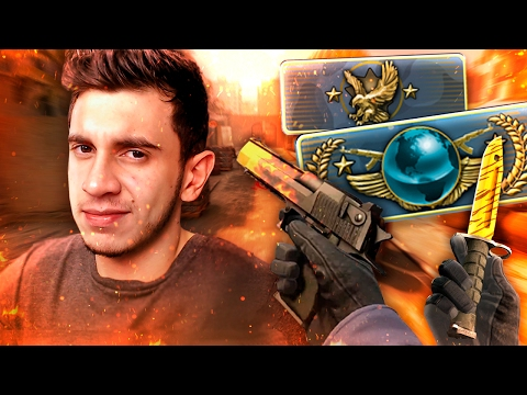 ATROPELEI O OUTRO TIME - CS:GO DE NOOB À GLOBAL #99