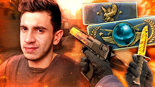 Video ATROPELEI O OUTRO TIME - CS:GO DE NOOB À GLOBAL #99 download MP3, 3GP, MP4, WEBM, AVI, FLV Januari 2018