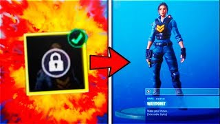 NEW! WAYPOINT UNLOCKABLE Style LOCKED?! Here's Why. (Fortnite Battle Roayle)