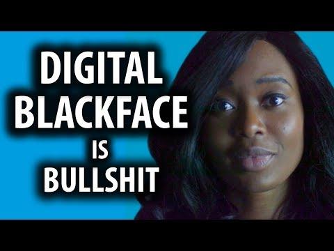 BBC's Digital Blackface is Bullsh!t