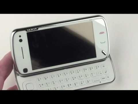 Nokia N97 - видео обзор Нокиа Н97