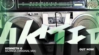 Kenneth G - Bazinga (Original Mix)
