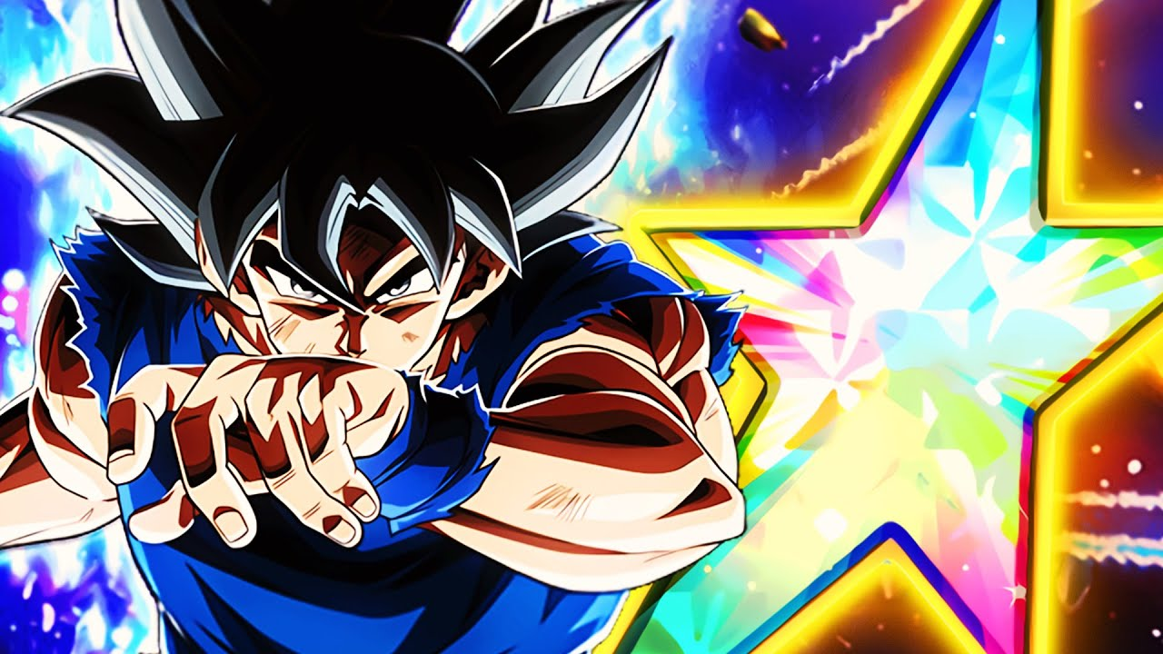 Dokkan Battle 100 Rainbow Lr Ultra Instinct Sign Goku Showcase Complete Unit Overview Youtube