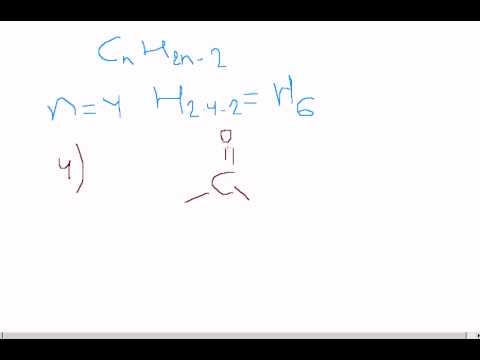 ЕГЭ химия.В1 молекулярная  формула