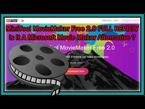 MiniTool MovieMaker Free 2.0 FULL REVIEW (Is It A Real Free Windows Movie Maker Alternative?)