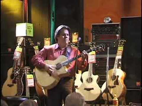 Doyle Dykes's Most Memorable Taylor Guitar Performances