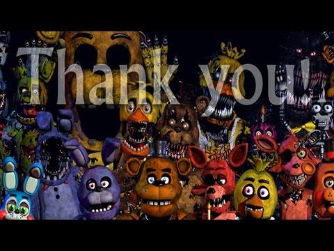 THANK YOU | Nueva Imagen De Five Nights At Freddy's | Teaser | FNAF