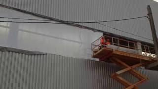 Сотовый поликарбонат толщиной в 40 мм. Видео обзор со склада АмиранXXI.(, 2016-07-23T11:05:45.000Z)
