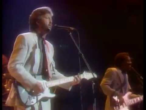 Eric Clapton - Behind The Mask (Live 1988)