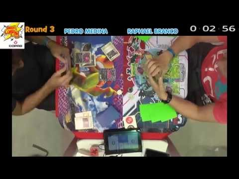 Regional Comic-Con - Round 3 - Pedro Medina x Raphael Branco